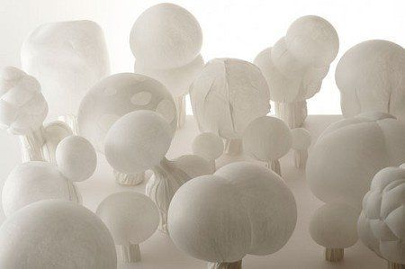 创意织物灯是吹出来的数字压力计